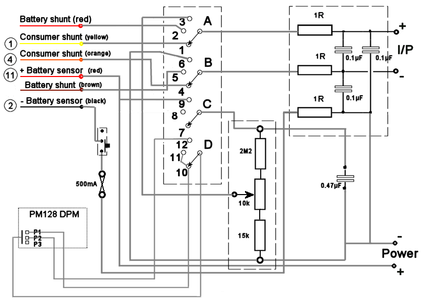 ammeter_wiring_circuit(mod) omni step wiring diagram diagram wiring diagrams for diy car repairs omni step wiring diagram at mifinder.co