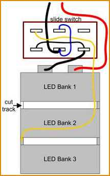 LED Lights For Avan For Manins - Wiring A Light Switch Au